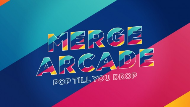 In the new Merge Arcade puzzler, being a square is cool
