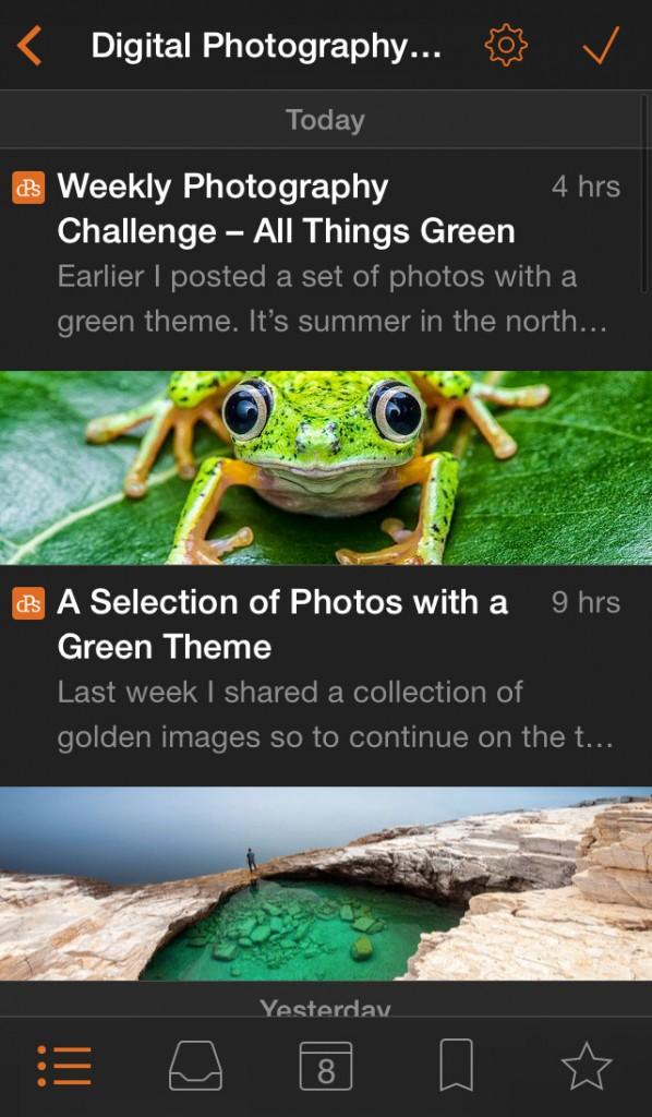 NetNewsWire returns to iOS