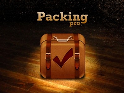 Create your trip-specific shopping list with Packing Pro