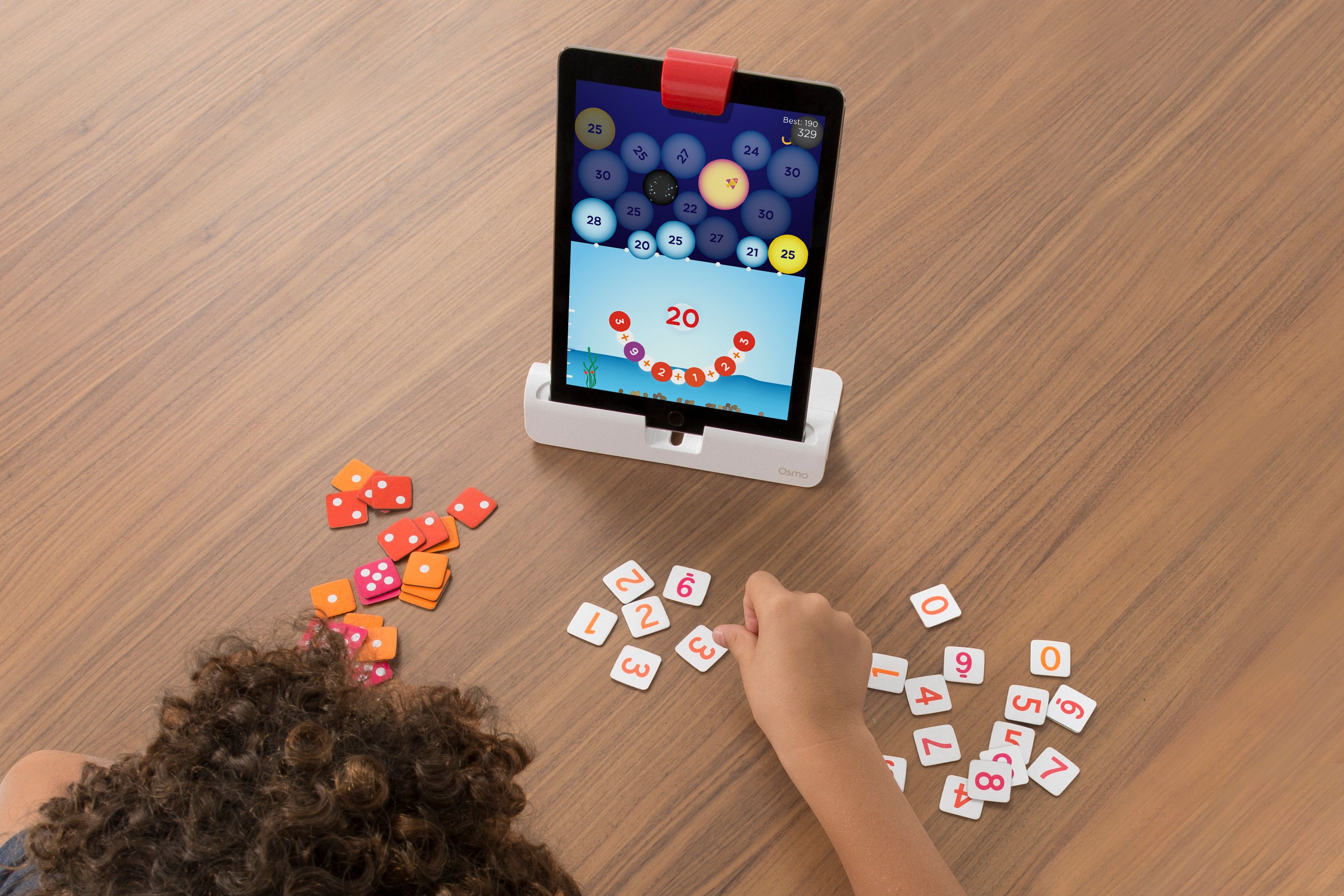 Make learning math fun and less sucky with Numbers for Osmo