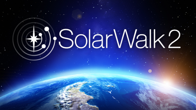 Solar Walk 2 takes you on a fascinating trip through space