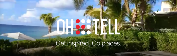 OhTell's iOS app could help you find your next dream hotel