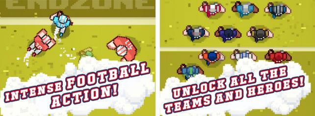 Go long! Touchdown Hero: New Season launches on iOS