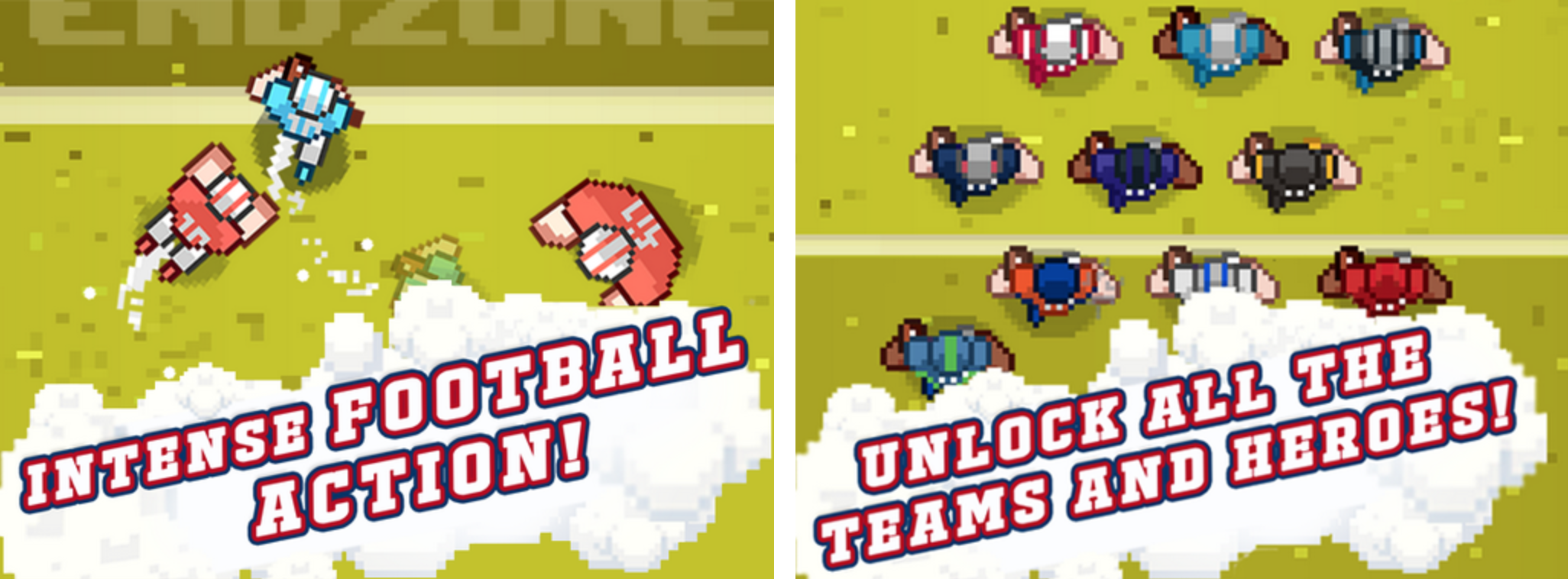 Go long! Touchdown Hero: New Season launches on iOS
