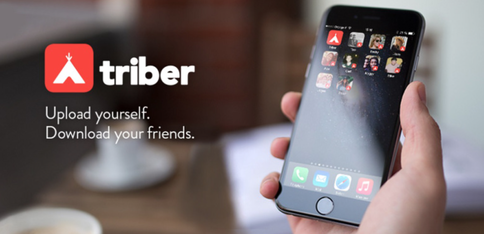 Triber: a smart social app for connecting with friends and colleagues
