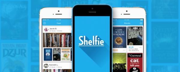 Bibliophiles will love Shelfie: an iOS app for shelf-sharing and discounted e-books