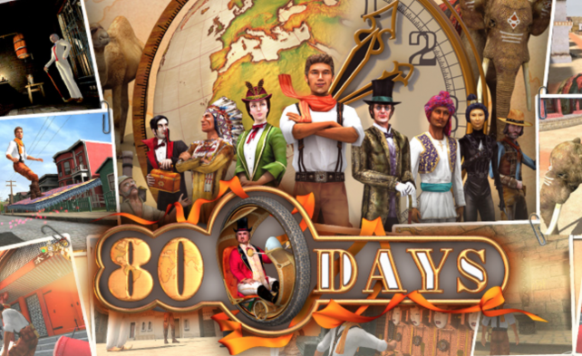 80 Days for iOS.