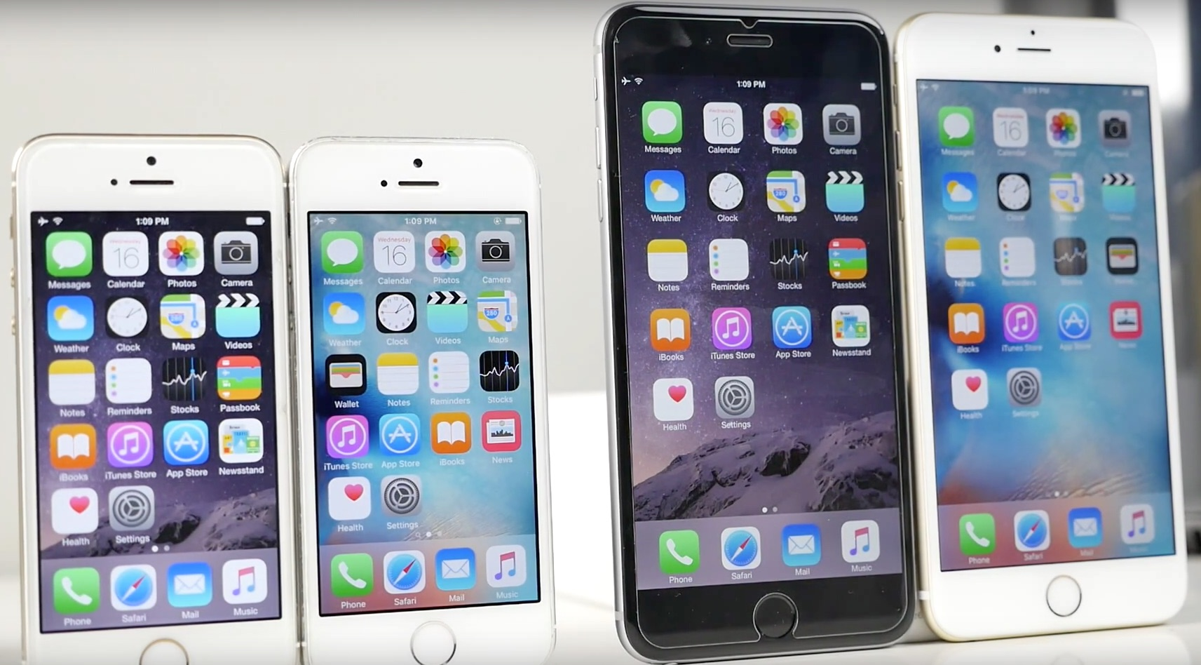 Is Apple's iOS 9 snappier than iOS 8.4.1?