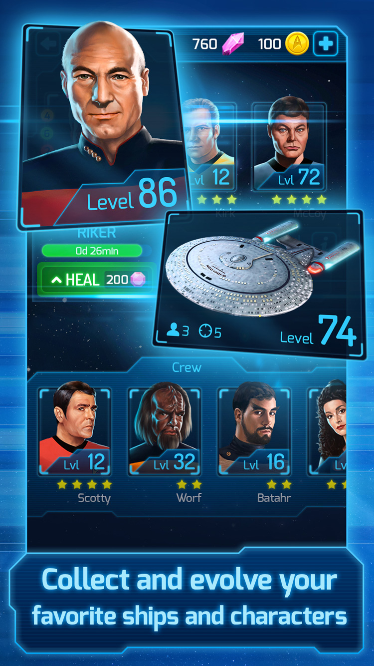 Star Trek – Wrath of Gems