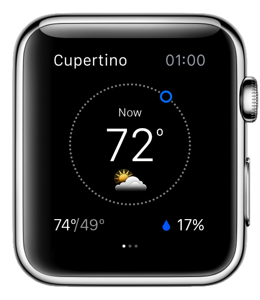 The Weather Channel Watch