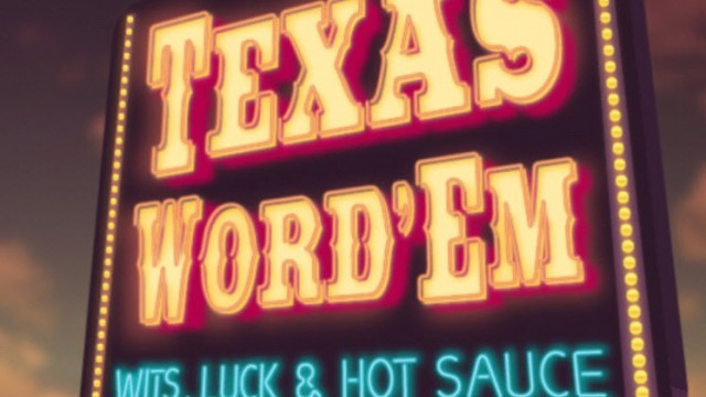 Rustle up some puzzle fun with Texas Word'Em