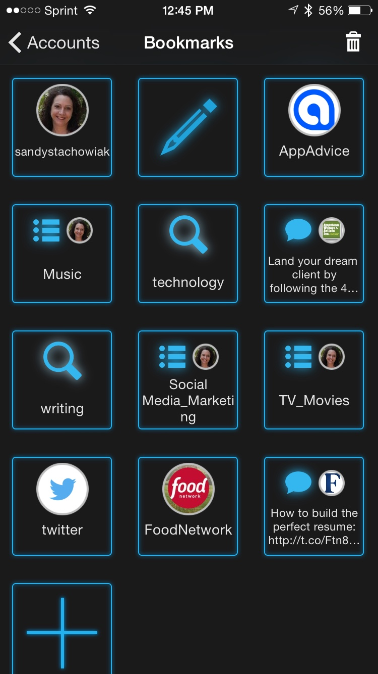 Twitter Bookmarks Dashboard