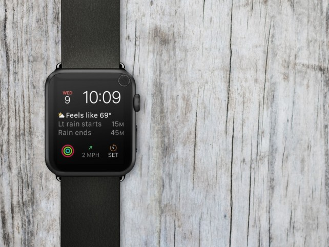 6 Apple Watch third-party complications to try right now
