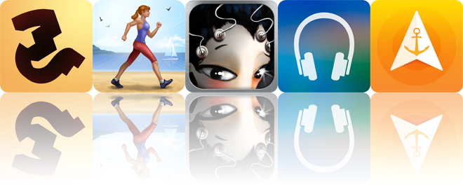 Today's apps gone free: Shadowmatic, Walk Log, IQ Mission 2 and more