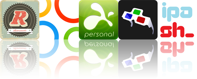 Today's apps gone free: Retromatic, Intervals, Splashtop 2 and more