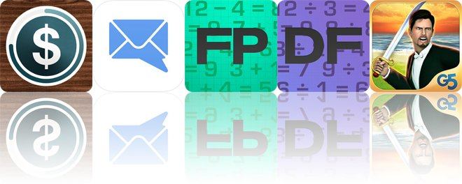 Today's apps gone free: Debt Snowball, MailTime, FlowPlus and more