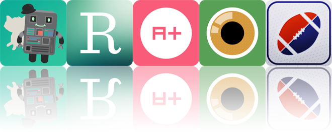 Today's apps gone free: Partyrs, ReadQuick, Atomic and more