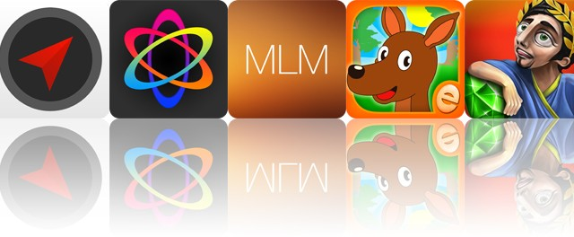 Today's apps gone free: Localscope, Atomus, V Creator and more