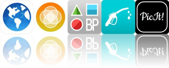 Today's apps gone free: Pocket Travel, Enlighten, Brain Putty and more