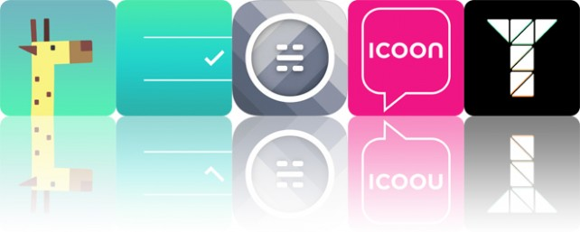 Today's apps gone free: oh my giraffe, Noti:Do, Humidity and more
