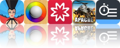 Today's apps gone free: Magic Flute, Blendamaze, MathStudio and more