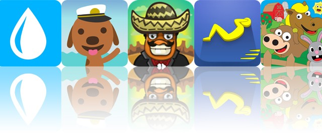 Today's apps gone free: Primo Water, Sago Mini Boats, Amigo Pancho and more
