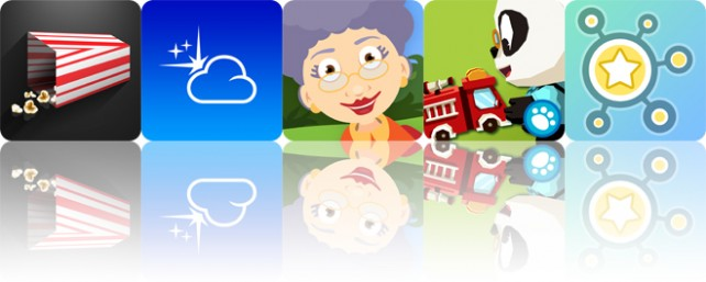 Today's apps gone free: Anything After, Sky Live, Grandma's Garden and more