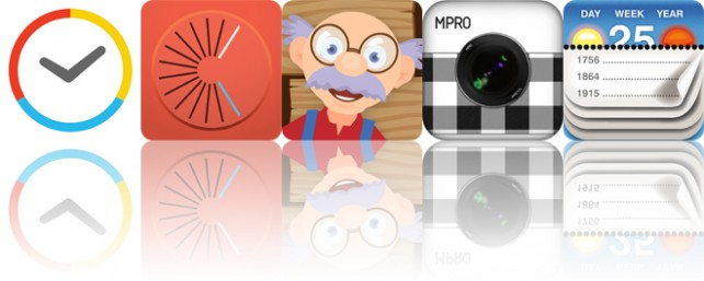 Today's apps gone free: Kiwake, Compasso, Grandpa's Workshop and more