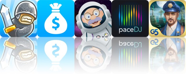Today's apps gone free: Kingdom Rush, Spender, Grandpa In Space and more