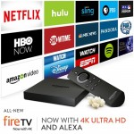 Amazon takes aim at Apple with new 4K-enabled Fire TV