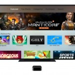 All Apple TV games must be playable with the included remote