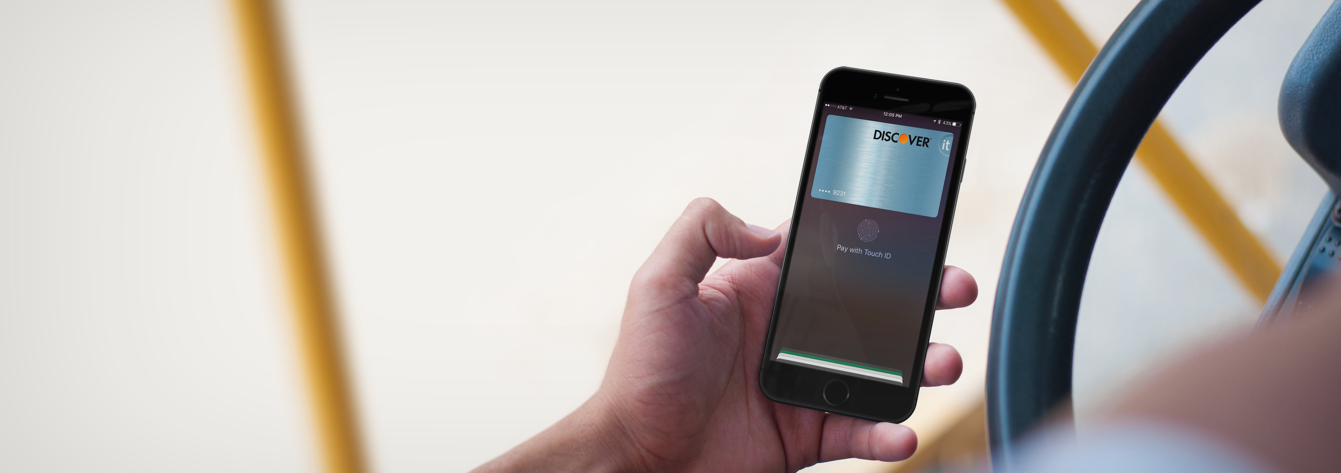 Apple Pay now lets you use the Discover card in your Wallet