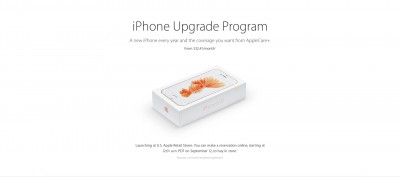 A closer look at Apple's new iPhone Upgrade Program
