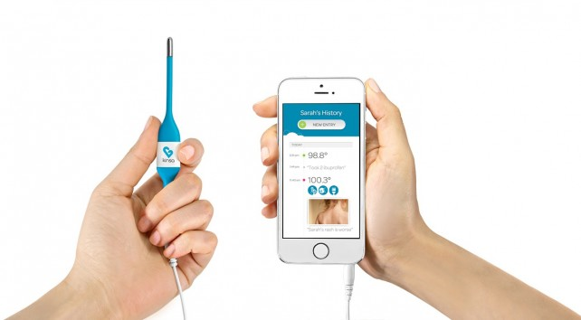 Review: Kinsa Smart Thermometer