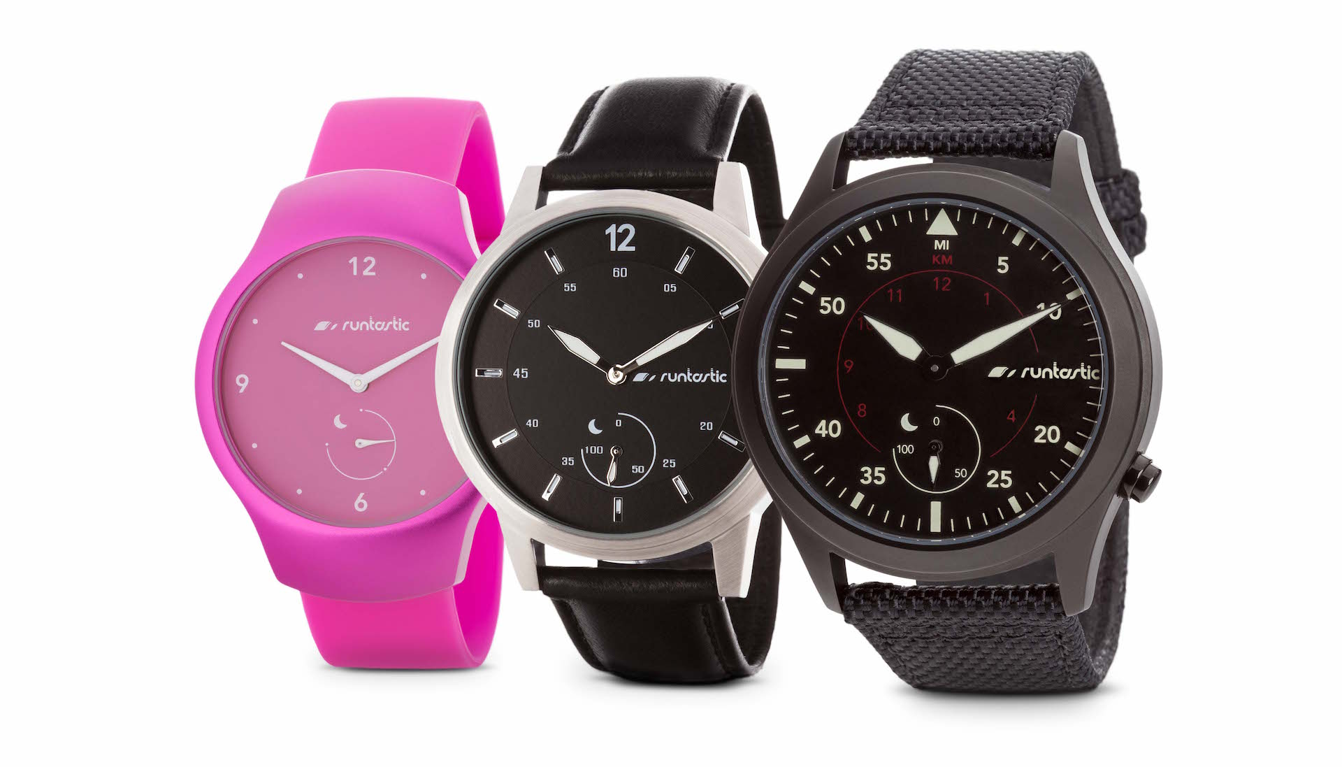Adidas gets into fitness trackers with Runtastic Moment