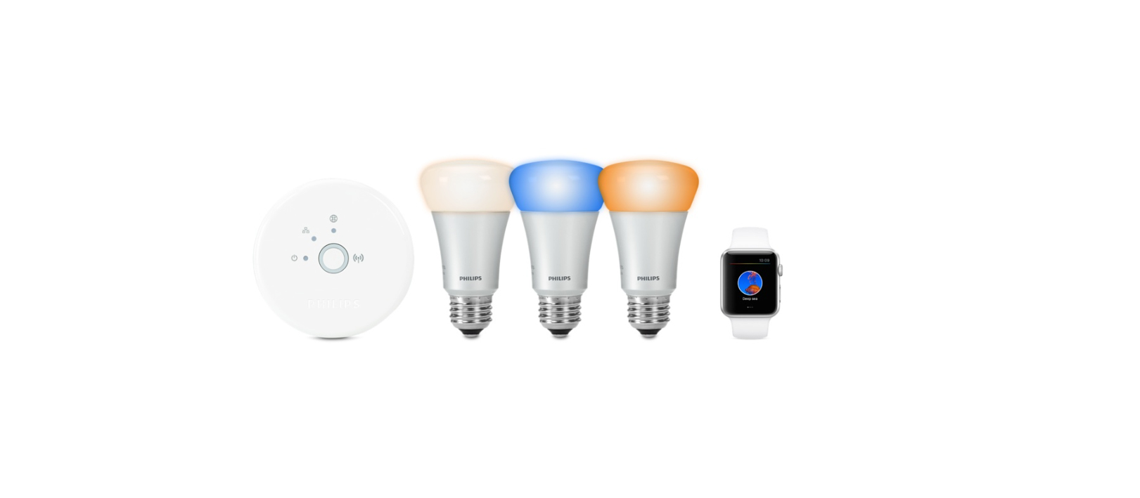 Apple HomeKit support will reportedly arrive for the Philips Hue lights next month