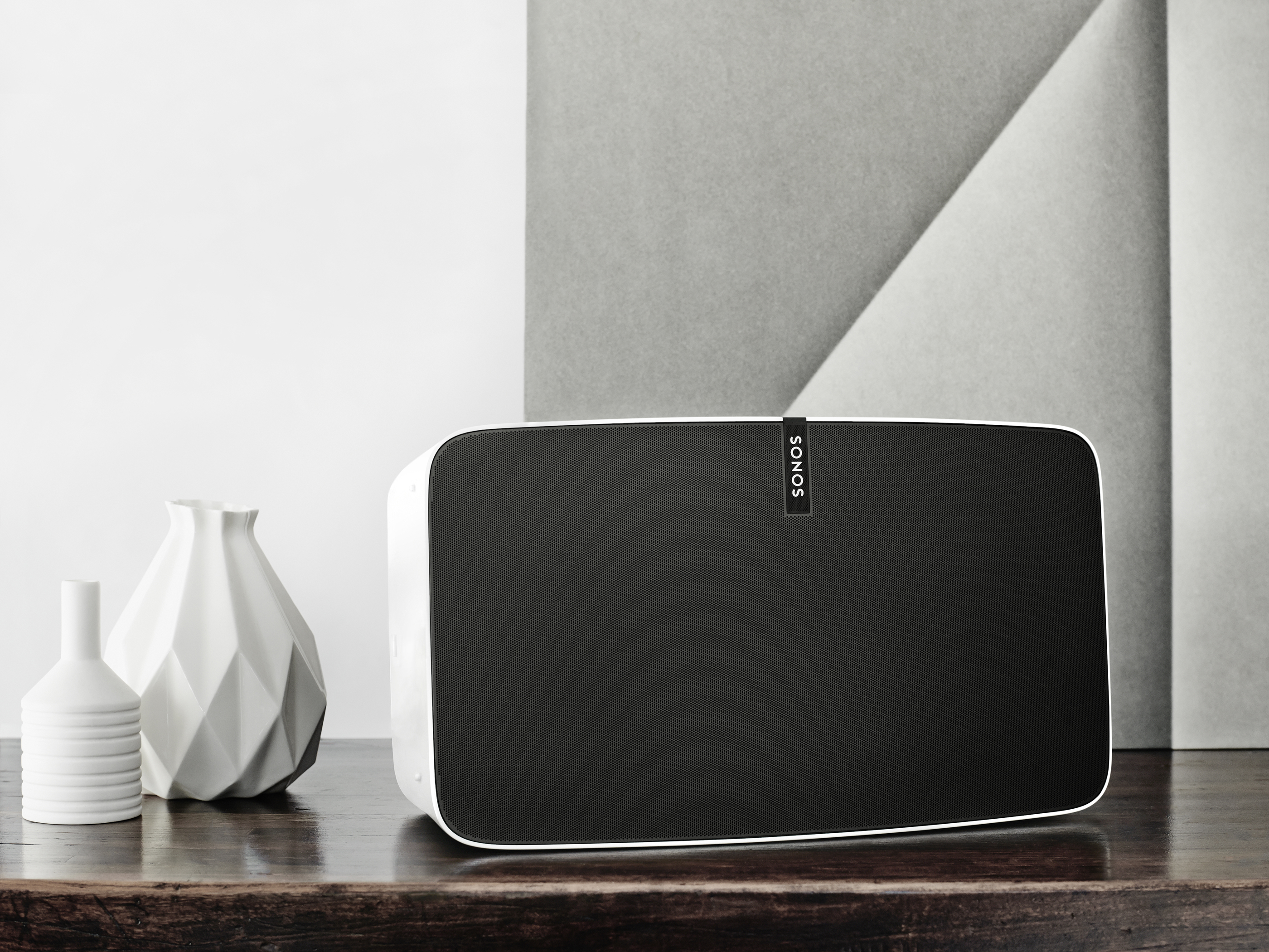 Sonos pumps up the volume with a new Play:5 speaker