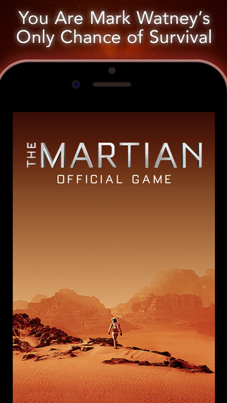 The Martian: Bring Him Home on iOS.