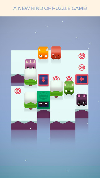 Shuffle Islands for iOS.