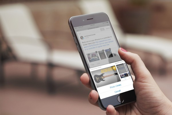 Post multiple photos to Twitter with the updated Linky