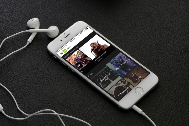 Discover new and independent musicians with Earbits Radio