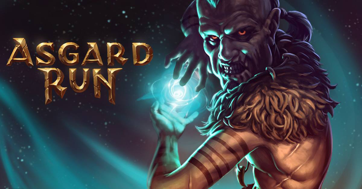 Prepare to outrun and defeat mythical enemies in Asgard Run