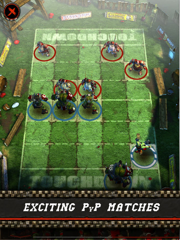 Blood Bowl: Kerrunch