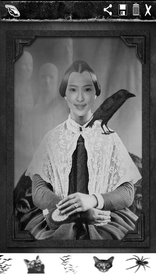 Creepy Victorian Photo