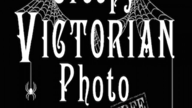 Just in time for Halloween, make a Creepy Victorian Photo
