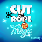 Check out the trailer for Cut the Rope: Magic, coming Dec. 17