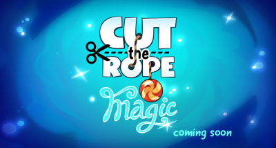 Cut the Rope: Magic will take Om Nom into a fun, new world