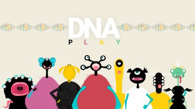 DNA Play lets kids create silly monsters as they learn