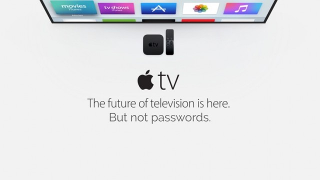Day one Apple TV security issues take center stage