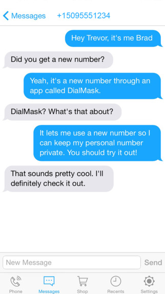 DialMask